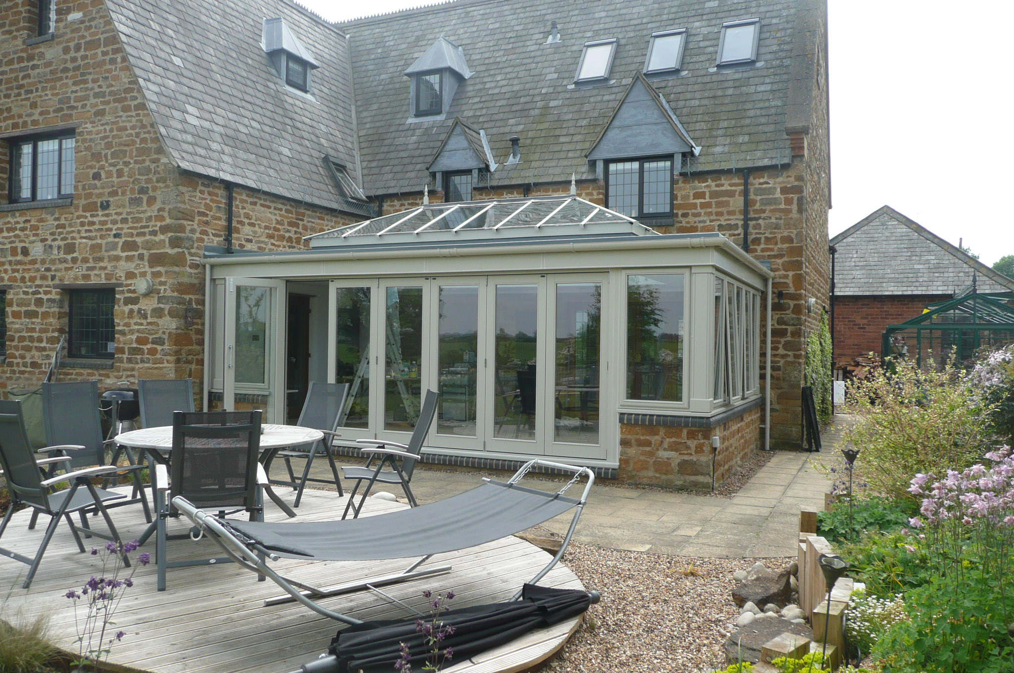 Hardwood Conservatories 9