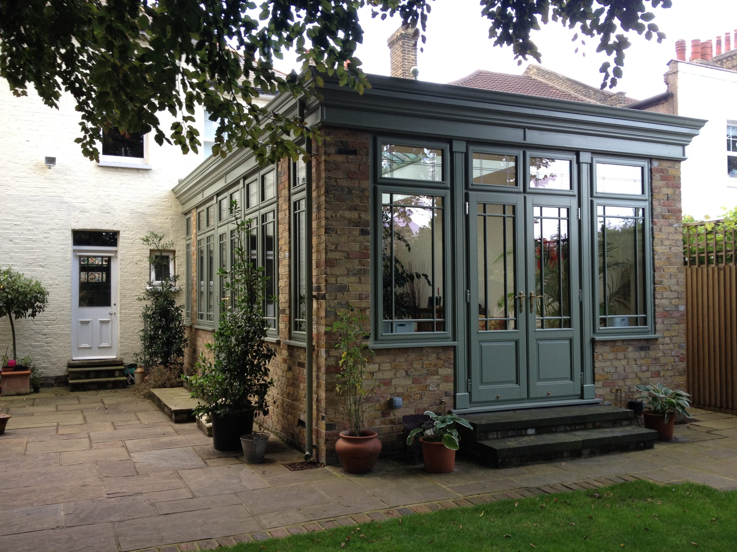 Hardwood Conservatories 8